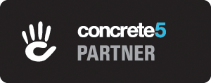 Official Concrete5 Partner