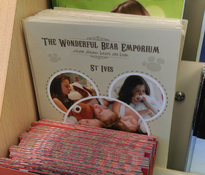 The Wonderful Bear Emporium - DL Leaflet